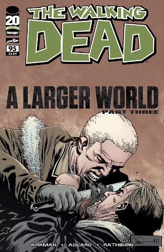 The Walking Dead Volume 95