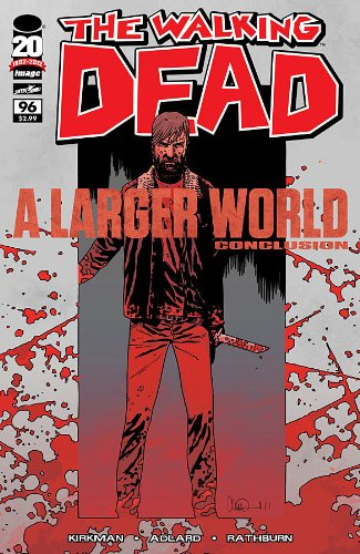 The Walking Dead Volume 96