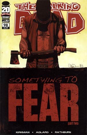 The Walking Dead Volume 98
