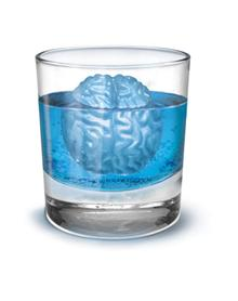 Zombie Brain Ice Cube Tray