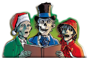 Zombie Christmas Gifts