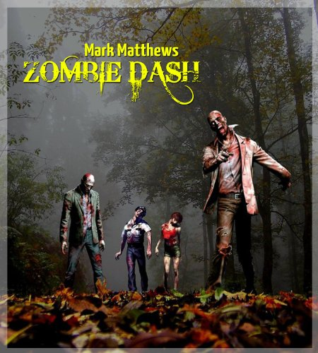 Zombie Dash Board Game
