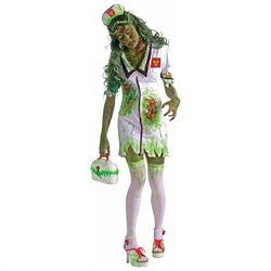 Zombie Halloween Costumes for Women