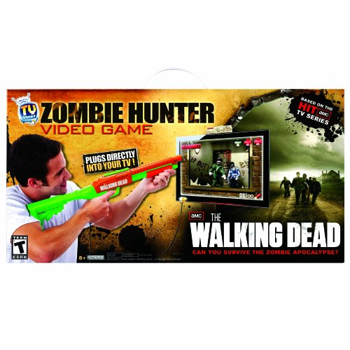 Zombie Hunter Walking Dead TV Game