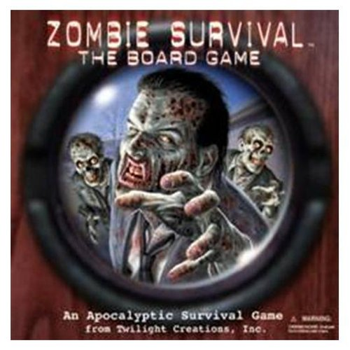 Zombie Survival Board Game