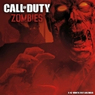 Call of Duty: Zombies 2017 Wall Calendar