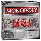 Walking Dead Comic Monopoly Survival Edition Board Game