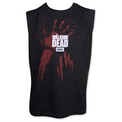 Men's Walking Dead Fight The Dead Tank Top