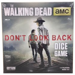 CZ WALKING DEAD DON'T LOOK BACK GAME