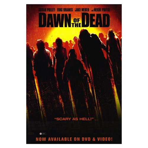 Dawn of the Dead Poster Movie B 11 x 17 In - 28cm x 44cm