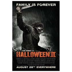 Halloween 2 Poster Movie C 11 x 17 In - 28cm x 44cm Sheri Moon Zombie Chase Wright Vanek Scout Taylor-Compton Brad Dourif Caroline Williams