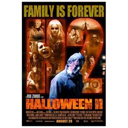 Halloween 2 Poster Movie L 11 x 17 In - 28cm x 44cm Sheri Moon Zombie Chase Wright Vanek Scout Taylor-Compton Brad Dourif Caroline Williams