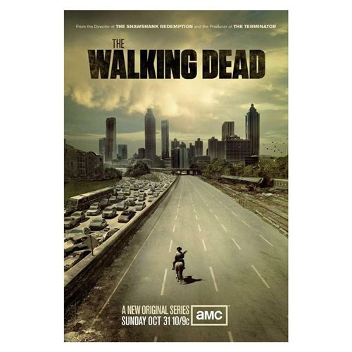 The Walking Dead (TV) Poster Movie Style B (11 x 17 Inches - 28cm x 44cm) Andrew Lincoln Emma Bell Sonya Thompson Steve Warren Jeryl Prescott