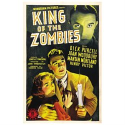 King of the Zombies Poster Movie 27 x 40 In - 69cm x 102cm