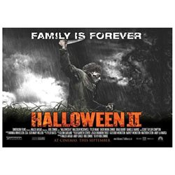 Halloween 2 Poster Movie D 11 x 17 In - 28cm x 44cm Sheri Moon Zombie Chase Wright Vanek Scout Taylor-Compton Brad Dourif Caroline Williams