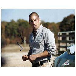 Jon Bernthal The Walking Dead Signed Authentic 11X14 Photo PSA/DNA #V24248