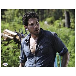 Jon Bernthal The Walking Dead Signed Authentic 11X14 Photo PSA/DNA #V29188