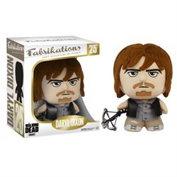 The Walking Dead Funko Fabrikations Plush Daryl Dixon