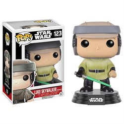 Funko POP! Star Wars 3.75 inch Vinyl Figure - Endor Luke Skywalker