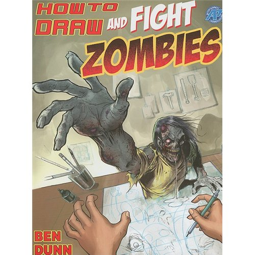 How to Draw and Fight Zombies 1