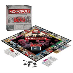 Monopoly - The Walking Dead Survival Edition