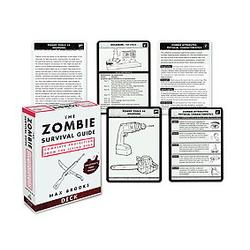 The Zombie Survival Guide Deck