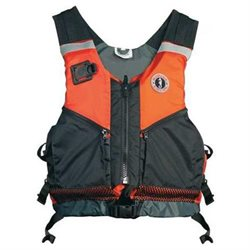 MUSTANG SURVIVAL MRV050 XL Near Shore Water Rescue Vest, XL/2XL