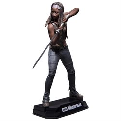 McFarlane Toys The Walking Dead TV 7Collectible Action Figure - Michonne