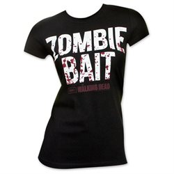 The Walking Dead Zombie Bait Women's T-Shirt