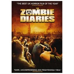 The Zombie Diaries Movie Poster (27 x 40)