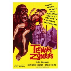 Teenage Zombies Movie Poster (27 x 40)