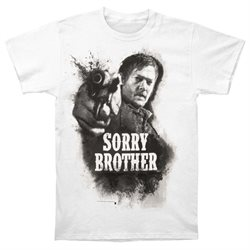 Walking Dead Sorry Brother T-shirt
