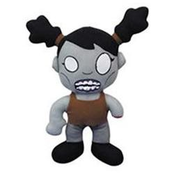 The Walking Dead Zombie Girl 11 Plush