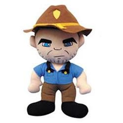 The Walking Dead Sheriff 11 Plush