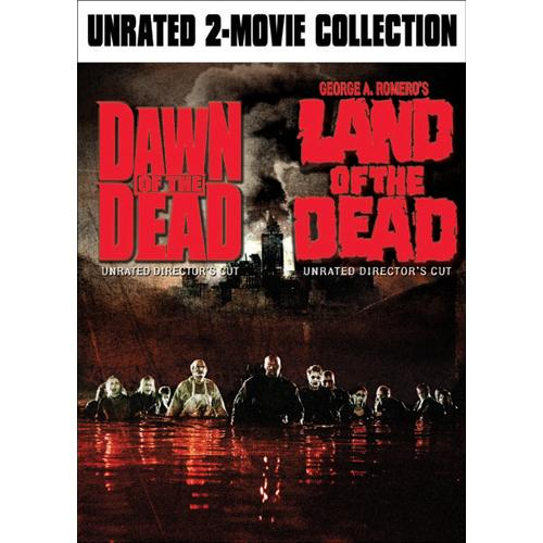 Dawn of the Dead/Land of the Dead Movie Collection