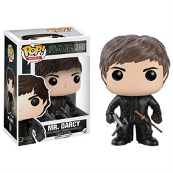 Funko POP! Movies Pride and Prejudice and Zombies Action Figure - Mr. Darcy
