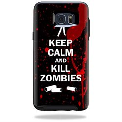 MightySkins Protective Vinyl Skin Decal for OtterBox Symmetry Samsung Galaxy Note 5 wrap cover sticker skins Kill Zombies