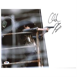 Chandler Riggs The Walking Dead Authentic Signed 11X14 Photo PSA/DNA #Z89181