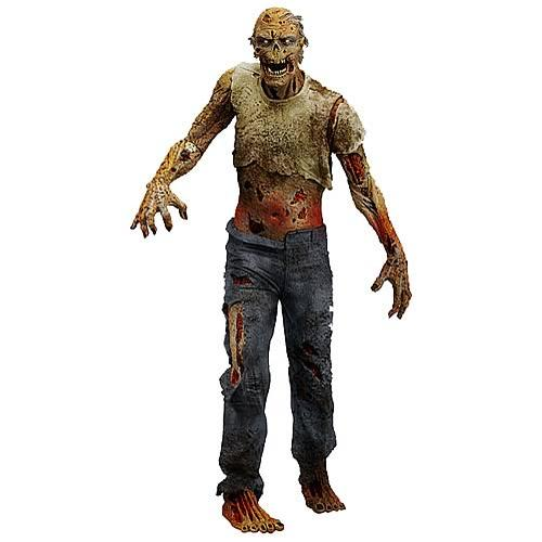 The Walking Dead Series 1 Zombie Lurker Action Figure