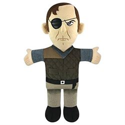 Pets Supply - Chew Toy - The Walking Dead - Governor Plush New TWD211