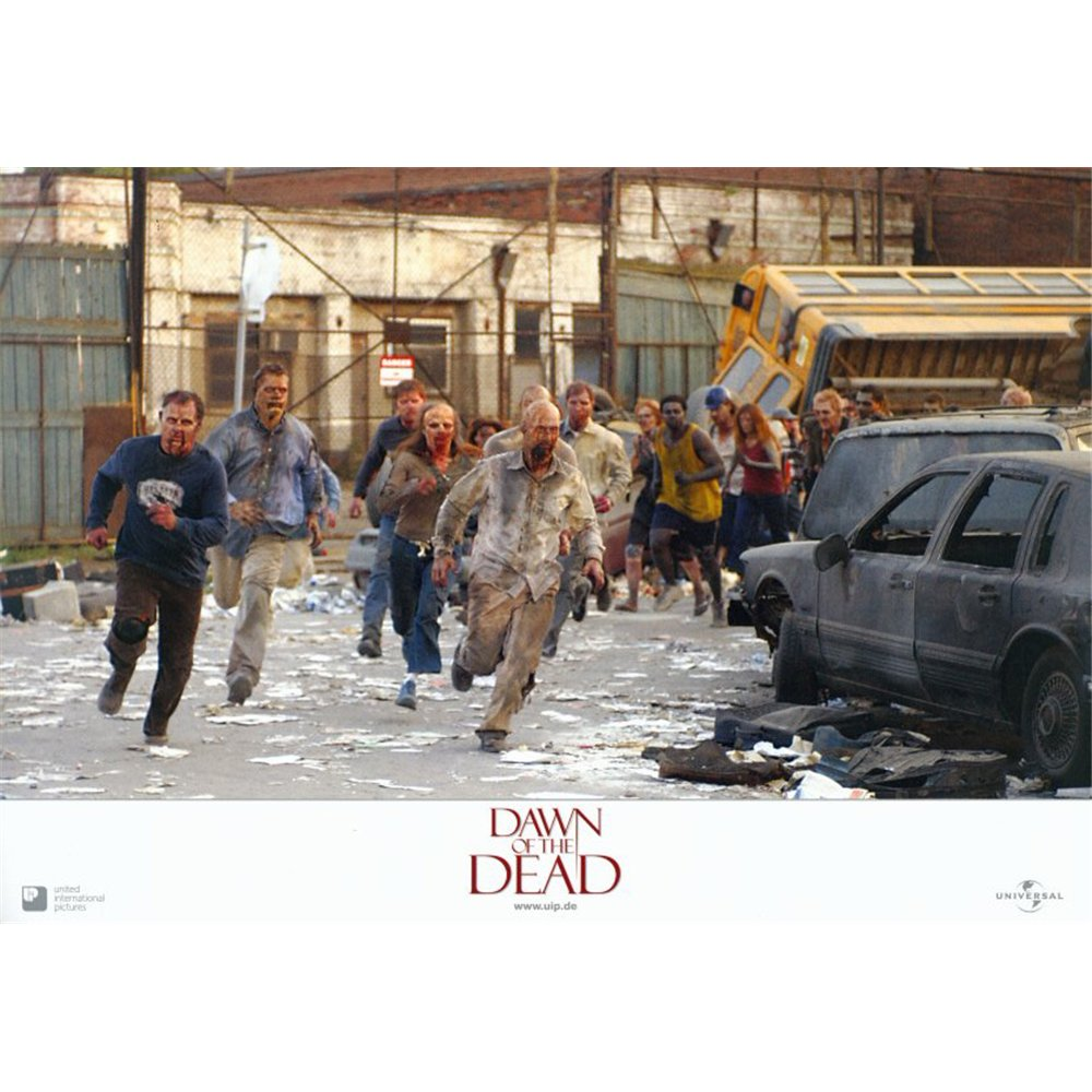 Dawn of the Dead Poster Movie 11 x 14 In - 28cm x 36cm