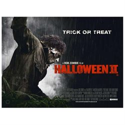 Halloween 2 Poster Movie 30 x 40 In - 77cm x 102cm Sheri Moon Zombie Chase Wright Vanek Scout Taylor-Compton Brad Dourif Caroline Williams