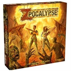 Zpocalypse Boardgame GRB0001 GreenBrier Games