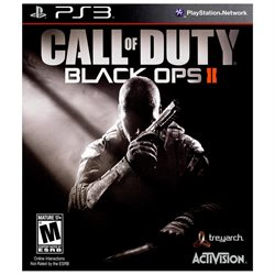 Pre-Owned Call Duty of Black Ops II for Sony PS3
