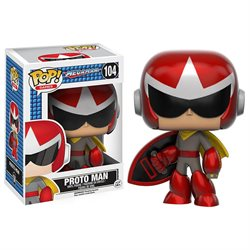 Funko POP! Games: Megaman Vinyl Figure - Proto Man