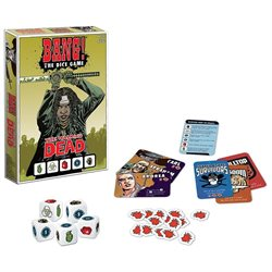 The Walking Dead Bang! Dice Game