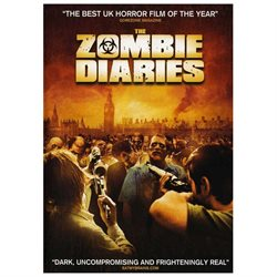 The Zombie Diaries Poster Movie 27 x 40 In - 69cm x 102cm