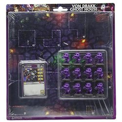 Dungeon Tiles Von Drakk Ghost House Board Game SPM210305 Ninja Division