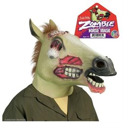 Zombie Horse Mask by Accoutrements - 12465