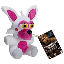 Funko Five Nights at Freddy's 6 inch Plush Figure - Funtime Foxy
